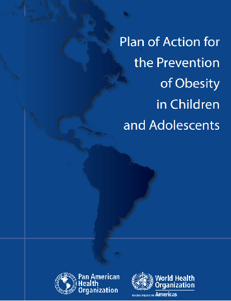 Plan of Action for the Prevention of Obesity in Children and Adolescents (2014)