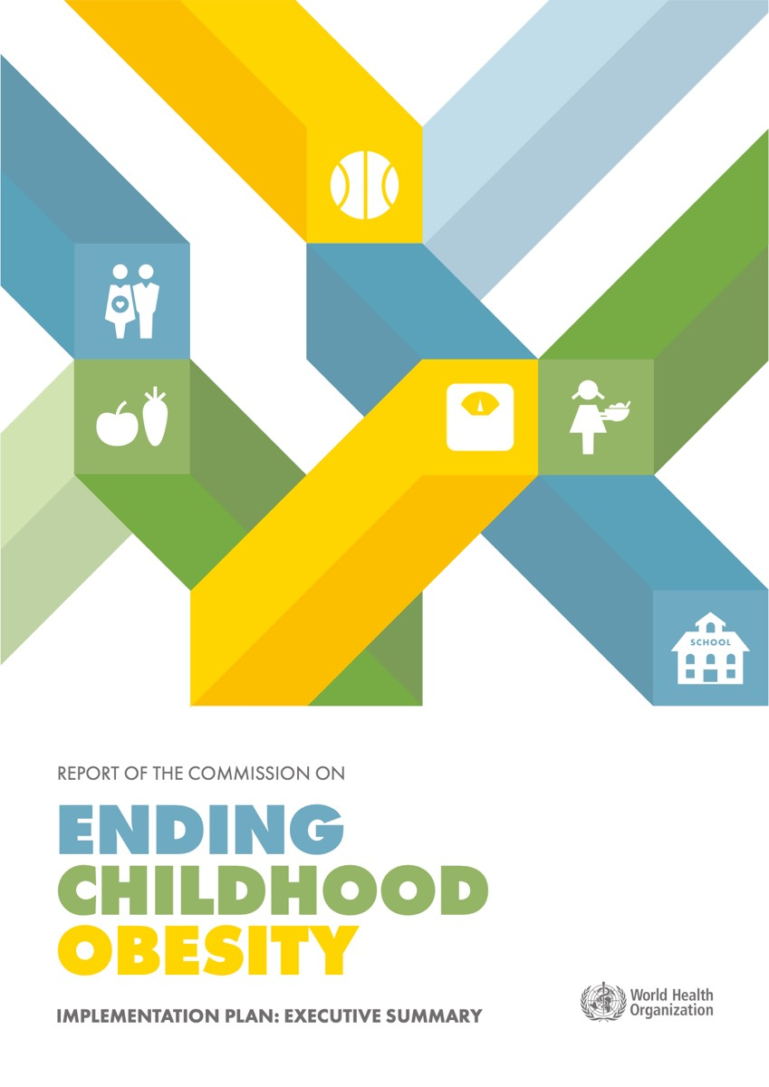 Report of the Commission on Ending Childhood Obesity. Implementation plan: executive summary (2017)