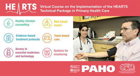 Training Course: PAHO Virtual Course on the Implementation of the HEARTS Technical Package