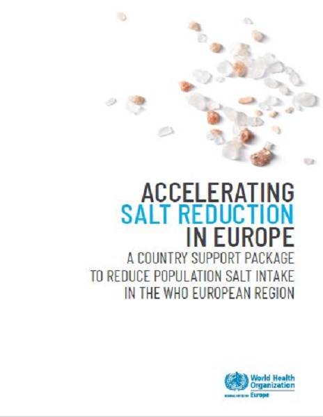 Technical Package: Accelerating salt reduction in Europe