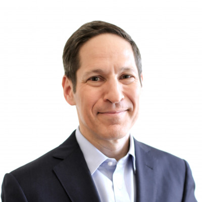 Photo of Dr. Tom Frieden
